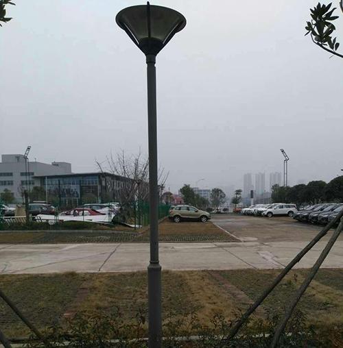 湖南长沙路灯工程