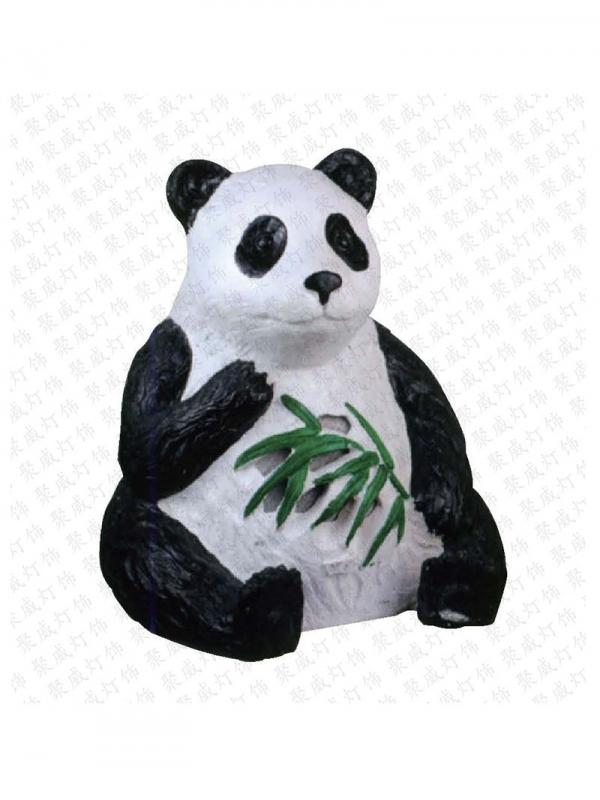 熊猫音响灯