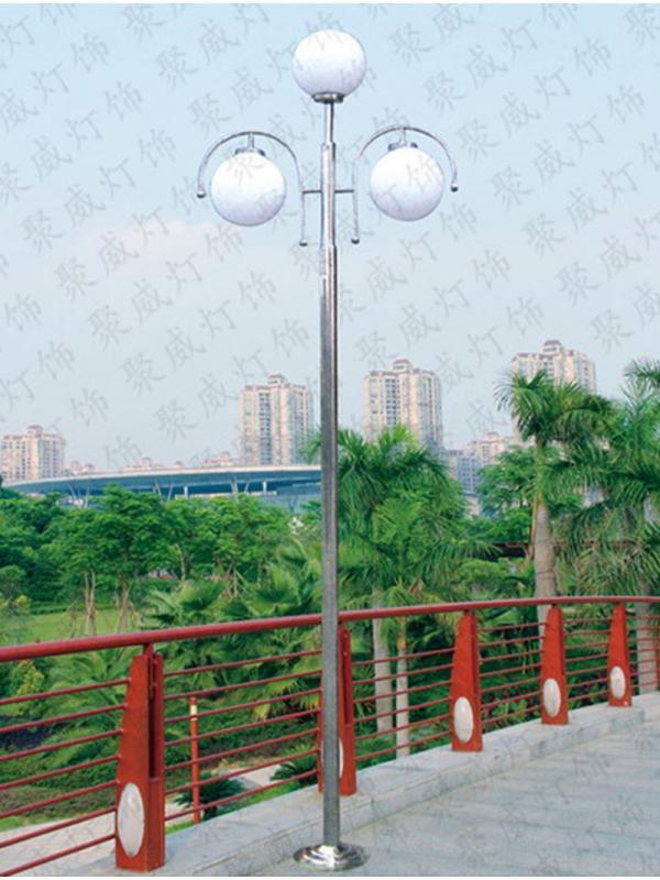 现代庭院灯